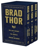 Scot Harvath Collection #3 | Thor, Brad | Signed Limited Edition Book