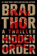 Hidden Order | Thor, Brad | Signed First Edition Book