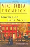 Murder on Bank Street by Victoria Thompson (First Edition)