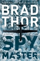 Spymaster  by Brad Thor | Signed First Edition Book