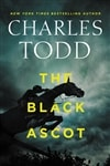The Black Ascot by Charles Todd | Double-Signed First Edition Book