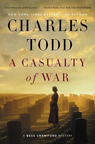 Casualty of War by Charles Todd