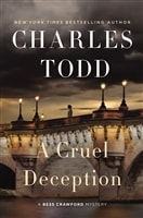 Todd, Charles | Cruel Deception, A | Double-Signed First Edition Copy