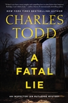 Todd, Charles | Fatal Lie, A | Double Signed First Edition Copy