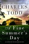 Fine Summer's Day, A | Todd, Charles | Double-Signed 1st Edition