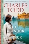 Question of Honor, A | Todd, Charles | Double-Signed 1st Edition