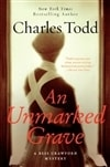 Unmarked Grave, An | Todd, Charles | Double-Signed 1st Edition