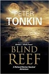 Blind Reef | Tonkin, Peter | Signed First Edition UK Book