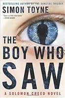 Boy Who Saw, The | Toyne, Simon | Signed First Edition Book