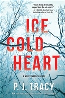 Tracy, P.J. | Ice Cold Heart | Signed First Edition Copy