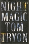 Night Magic by Tom Tryon | Signed First Edition Book