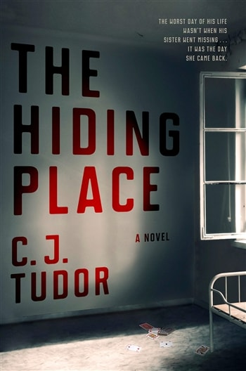The Hiding Place by C.J. Tudor