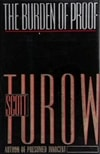 Burden of Proof, The | Turow, Scott | Signed First Edition Book