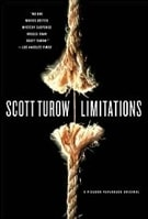 Limitations | Turow, Scott | First Edition Trade Paper Book