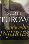 Turow, Scott - Personal Injuries (Signed First Edition)