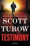 Testimony | Turow, Scott | Signed First Edition Book
