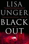 Unger, Lisa - Black Out (Signed First Edition)