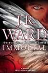 Immortal by J.R. Ward | Signed First Edition Book