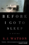 Before I Go to Sleep | Watson, S.J. | Signed Book Club Edition