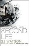 Second Life | Watson, S.J. | Signed First Edition UK Book