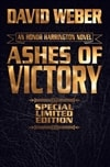 Ashes of Victory | Weber, David | Signed Limited Edition Book