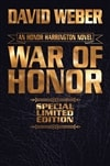 War of Honor by David Weber | Signed Limited Edition Book