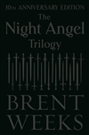 The Night Angel Trilogy by Brent Weeks | Signed First Edition Book