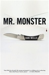 Mr. Monster | Wells, Dan | Signed First Edition Book