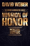Weber, David | Mission of Honor | Signed Limited Edition Book