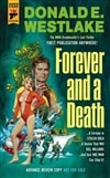 Westlake, Donald | Forever and a Death | Signed First Edition Book