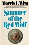 West, Morris | Summer of the Red Wolf | Signed First Edition Book