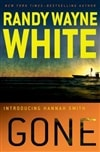 Gone | White, Randy Wayne | Signed First Edition Book