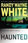 Haunted | White, Randy Wayne | Signed First Edition Book