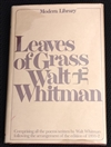 Leaves of Grass | Whitman, Walt | First Edition Book