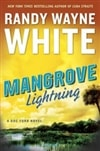 White, Randy Wayne | Mangrove Lightning | Signed First Edition Book