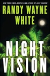 Night Vision | White, Randy Wayne | Signed First Edition Book