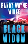 Black Widow | White, Randy Wayne | Signed First Edition Book