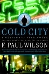 Cold City | Wilson, F. Paul | Signed First Edition Book