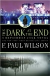 Wilson, F. Paul - Dark at the End, The (Signed First Edition)