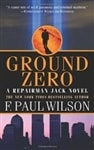Wilson, F. Paul - Ground Zero (Signed First Edition)