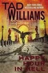 Williams, Tad | Happy Hour in Hell | Signed First Edition Book
