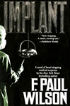 Implant | Wilson, F. Paul | Signed First Edition Book