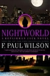 Wilson, F. Paul - Nightworld (Signed First Edition)