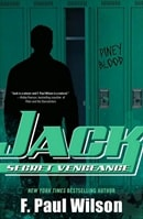 Jack: Secret Vengeance | Wilson, F. Paul | Signed First Edition Book