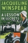 Lesson in Secrets, A | Winspear, Jacqueline | Signed First Edition Book