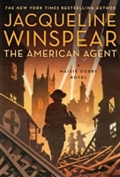 The American Agent by Jacqueline Winspear | Signed First Edition Book