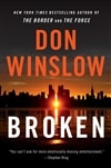 Winslow, Don | Broken | Signed First Edition Book