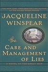 Care and Management of Lies, The | Winspear, Jacqueline | Signed First Edition Book
