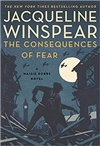 Winspear, Jacqueline | Consequences of Fear, The | Signed First Edition Book