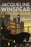 Elegy for Eddie | Winspear, Jacqueline | Signed First Edition Book